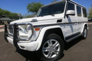 2015 Mercedes-Benz G-Class G550 4Matic Photo