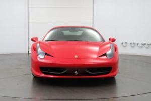 2014 Ferrari 458 2dr Coupe Photo