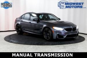 2016 BMW M3 6 Speed Manual 2012 2013 2014 2015