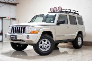2007 Jeep Commander LIFTED 4X4
