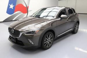 2016 Mazda Other CX-3 GRAND TOURING AWD SUNROOF REAR CAM