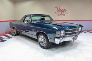 1971 Chevrolet El Camino --