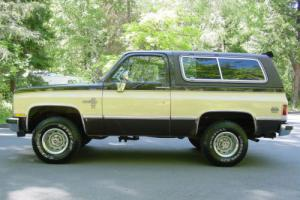 1986 Chevrolet Blazer Photo