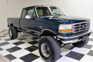 1997 Ford F-250 XLT 2dr 4WD Extended Cab LB HD Pickup Truck 2-Door