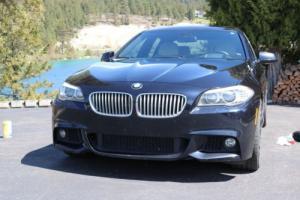2011 BMW 5-Series 550i x-drive