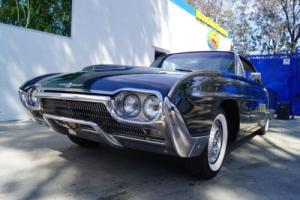1963 Ford Thunderbird 390 V8 IN ORIGINAL 'CASCADE GREEN'