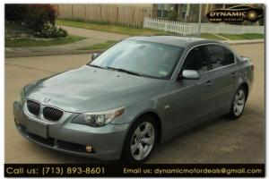 2007 BMW 5-Series 530i Photo