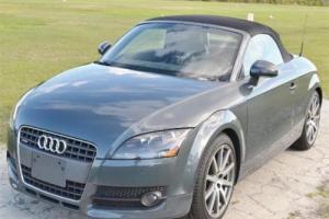 2010 Audi TT 2.0T quattro Premium AWD 2dr Convertible