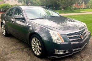 2009 Cadillac CTS CTS4