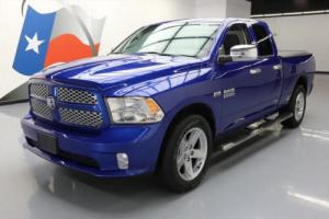 2014 Dodge Ram 1500 EXPRESS QUAD HEMI REAR CAM 20'S