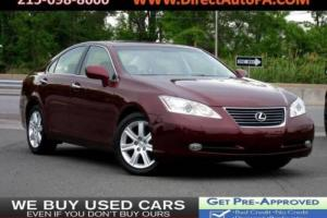 2007 Lexus ES 350 Base 4dr Sedan Photo