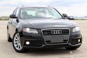 2009 Audi A4 CLEAN CARFAX!!! NO RESERVE!!!