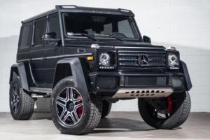 2017 Mercedes-Benz G-Class G 550 4x4 Squared SUV