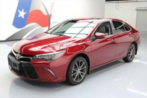 2016 Toyota Camry XSE V6 SUNROOF NAV REAR CAM