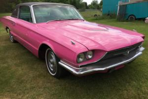 1966 Ford Thunderbird landau 2 door coupe