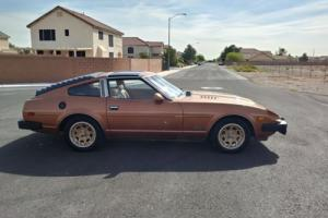 1981 Datsun Z-Series Turbo