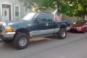 1999 Ford F-250 SUPERDUTY
