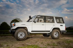 1993 Toyota Land Cruiser ZX