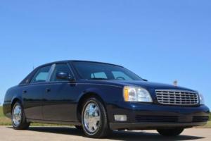 2004 Cadillac DeVille DeVille