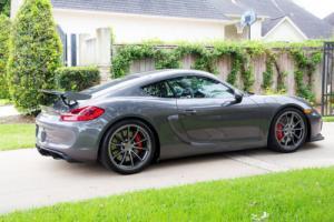 2016 Porsche Cayman GT-4
