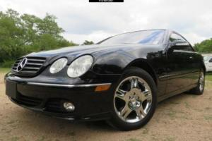 2005 Mercedes-Benz CL-Class PREMIUM SOUND, NAV, 55K MILES!