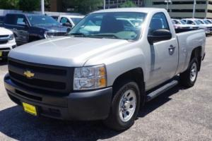2011 Chevrolet Silverado 1500 Work Truck Photo