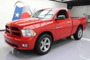 "2012 Dodge Ram 1500 EXPRESS REG CAB HEMI 20"" WHEELS"