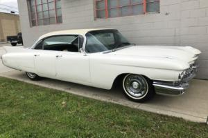 1960 Cadillac Fleetwood Photo