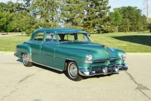 1952 Chrysler Saratoga 4 door sedan Photo