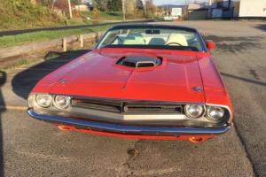 1971 Dodge Challenger convertible Photo