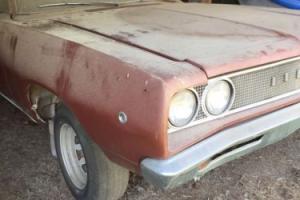 1968 Dodge Coronet hard top