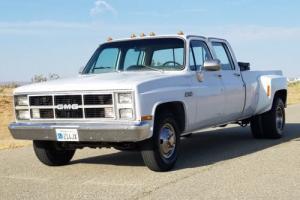 1983 GMC Sierra 3500