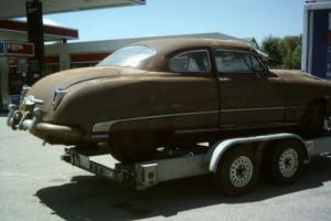 1949 Hudson 1949/50 Hudson Coupe