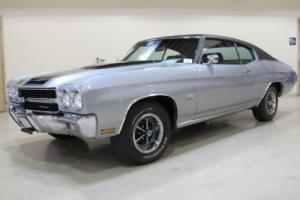 1970 Chevrolet Chevelle SS Photo
