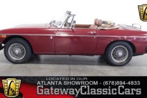 1977 MG MGB -- Photo