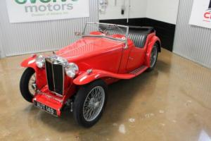 1938 MG TA Midget Photo