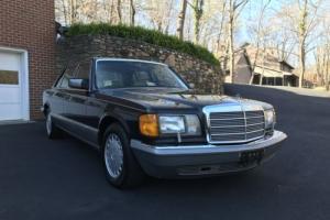1987 Mercedes-Benz 300-Series 300 SDL Photo