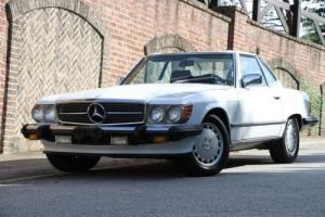 1989 Mercedes-Benz 500-Series 560SL Photo