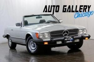 1985 Mercedes-Benz SL-Class Roadster