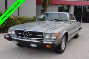 1979 Mercedes-Benz 400-Class 450SLC