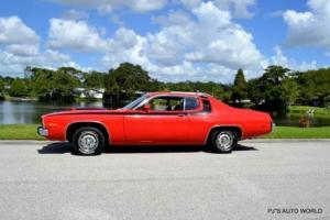 1974 Plymouth Road Runner -- Photo