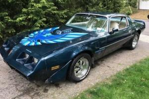 1979 Pontiac Trans Am Matching 403 Auto Photo