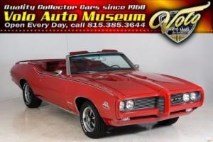 1969 Pontiac GTO Tribute Photo