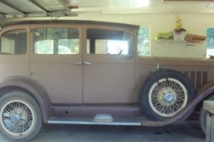1930 Studebaker Dictator Touring