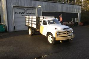 1956 Studebaker Transtar Deluxe --