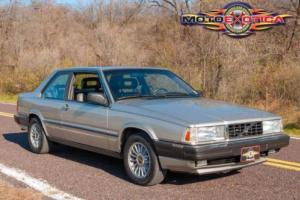 1988 Volvo 780 Limited Edition Photo