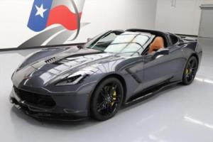 2014 Chevrolet Corvette STINGRAY Z51 2LT 7-SPD NAV HUD
