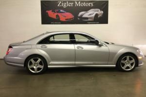 2008 Mercedes-Benz S-Class 5.5L V8 AMG Sport low miles, 1-Owner