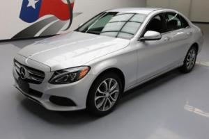 2015 Mercedes-Benz C-Class C300 SEDAN AWD HTD SEATS NAV Photo