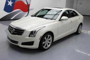 2014 Cadillac ATS 2.5L LUXURY  SUNROOF NAV REAR CAM